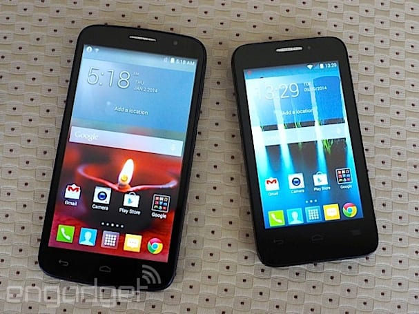 Alcatel OneTouch's Fierce 2 and Evolve 2 are now available on T-Mobile