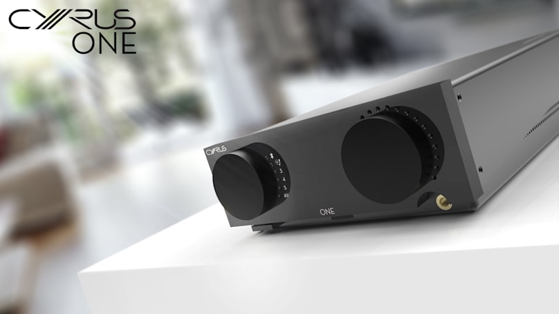 Engadget UK giveaway: Win a Cyrus One amplifier and streaming starter kit