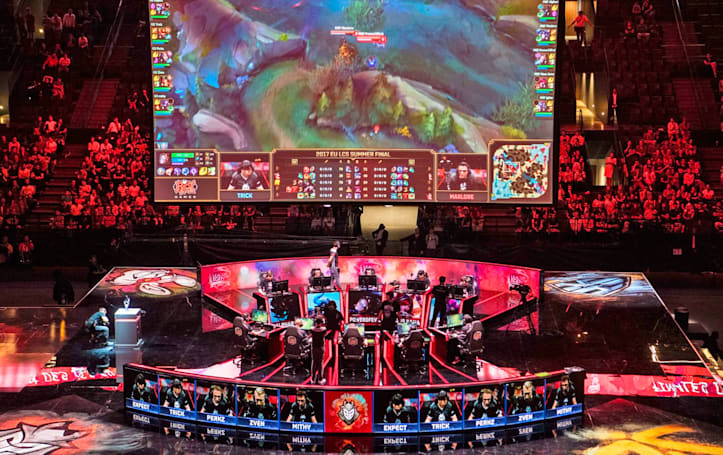 Riot revamps EU 'League of Legends' circuit to retain pro players
