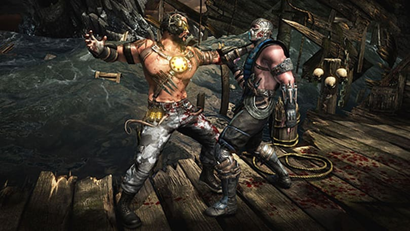 Watch Marshawn Lynch play Mortal Kombat X, say more than 7 words