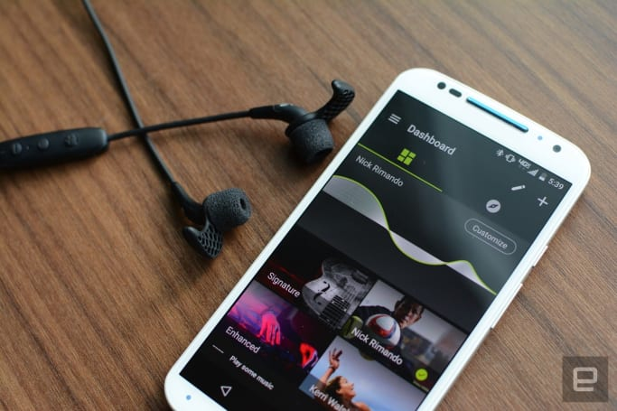 Jaybird's Freedom wireless earbuds balance sound and battery life