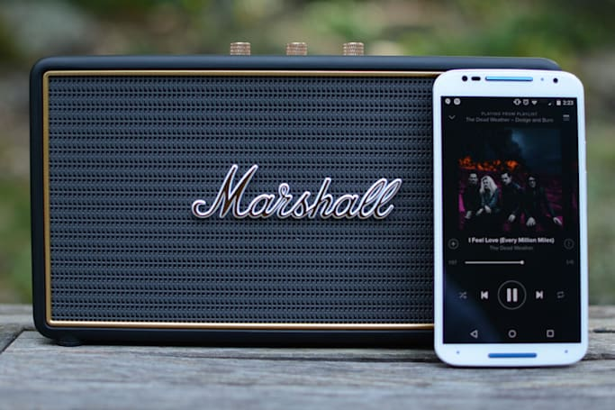 Marshall's Stockwell speaker is a guitar geek's dream despite its flaws