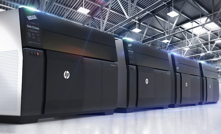 HP's Metal Jet could be a huge leap for commercial 3D printing