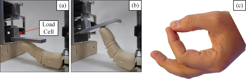 3D printed bionic finger hints at life-like prosthetics