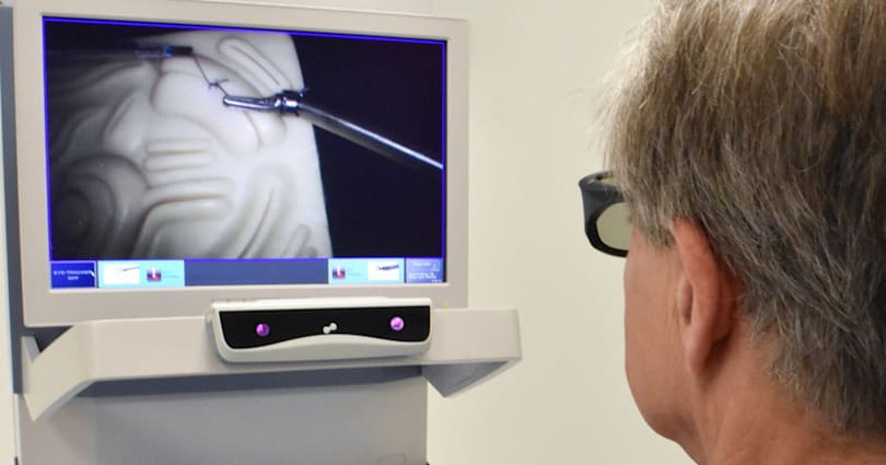 FDA-approved robot assistant gives surgeons force feedback