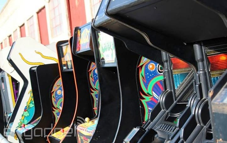 Nottingham's National Videogame Arcade could be the best museum ever
