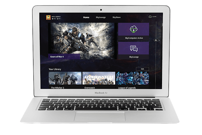 LiquidSky streams your games to any device for free