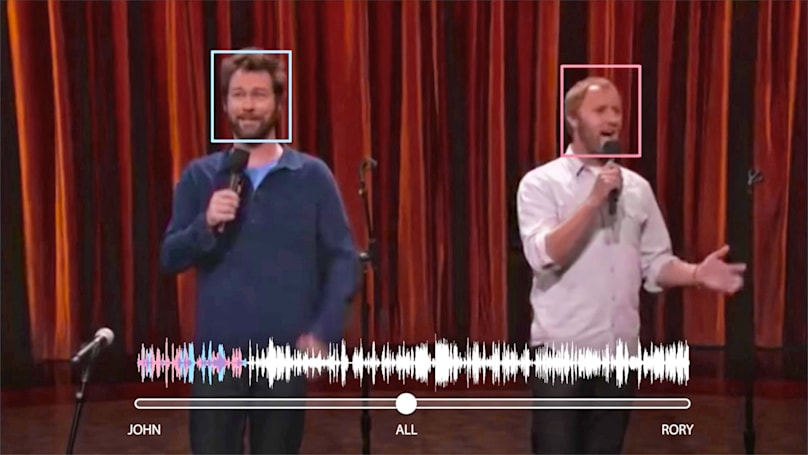 Google AI can pick out voices in a crowd