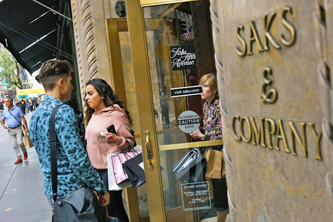 Saks Fifth Avenue left customer data exposed to the public