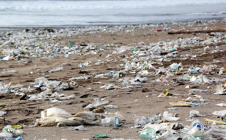 ESA plans to measure ocean plastic data from space