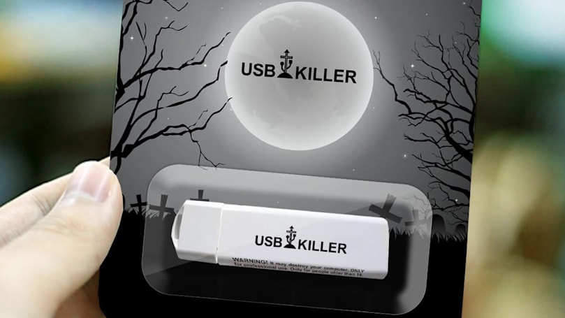 Dongle 'fixes' your PC's security by killing your USB port