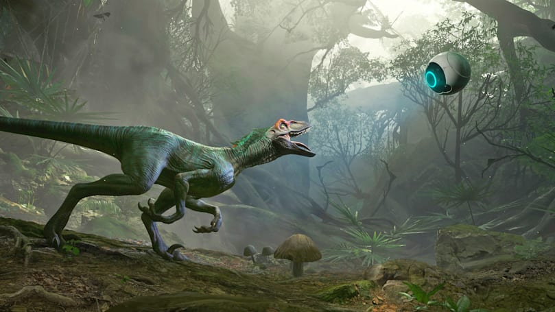 Dino VR adventure 'Robinson: The Journey' stomps to Oculus soon