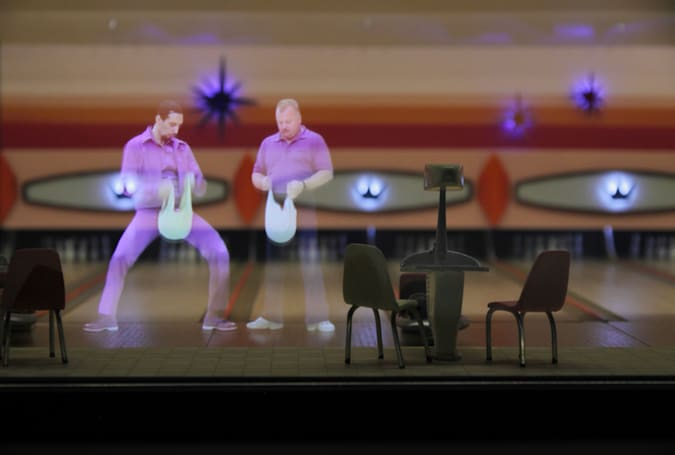 Holorama reproduces your favorite scenes in a tiny holo-theather