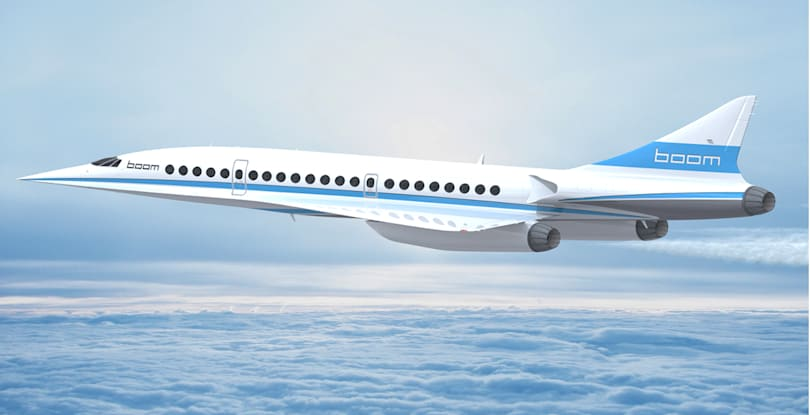 A new supersonic jet, and more in the week that was