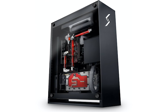 Digital Storm's compact gaming PC is fast and upgrade-friendly
