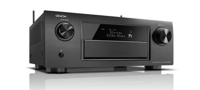 Denon unveils its first receivers with extra-immersive Dolby Atmos sound