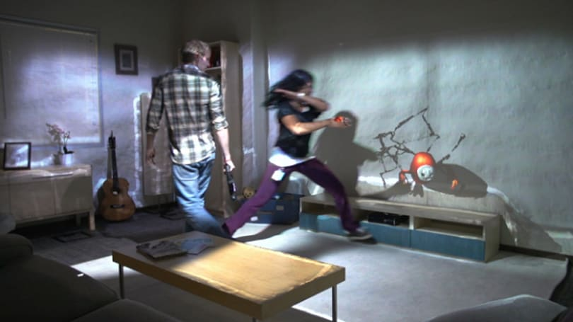 You can build Microsoft's Kinect-powered holodeck at home