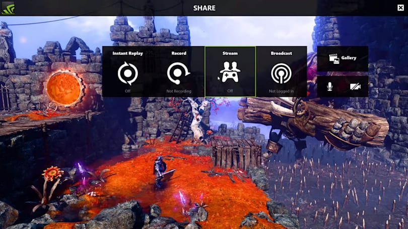 NVIDIA's GeForce game sharing feature is available in beta
