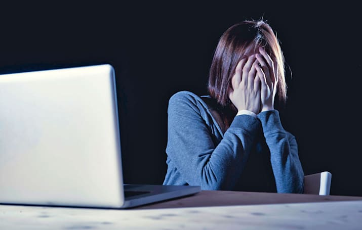 Online harassment keeps getting worse, study shows