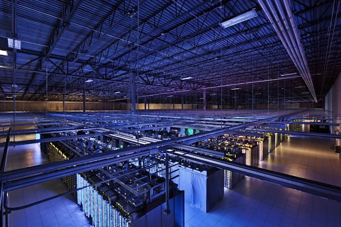 Google is using AI to run its data center cooling systems