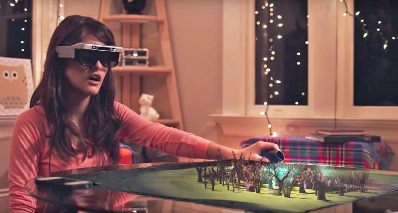 Augmented reality studio castAR picks up 'Disney Infinity' devs