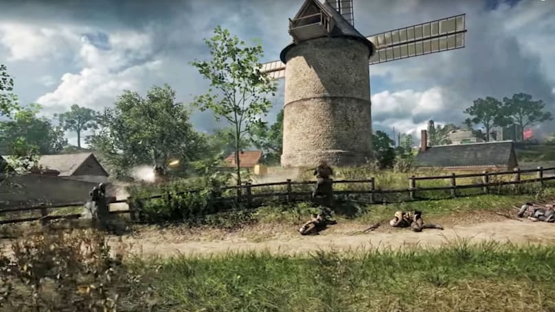 EA is teaching AI troops to play 'Battlefield 1'