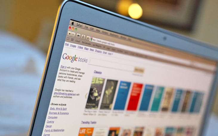 Google won't face Supreme Court fight over book scanning