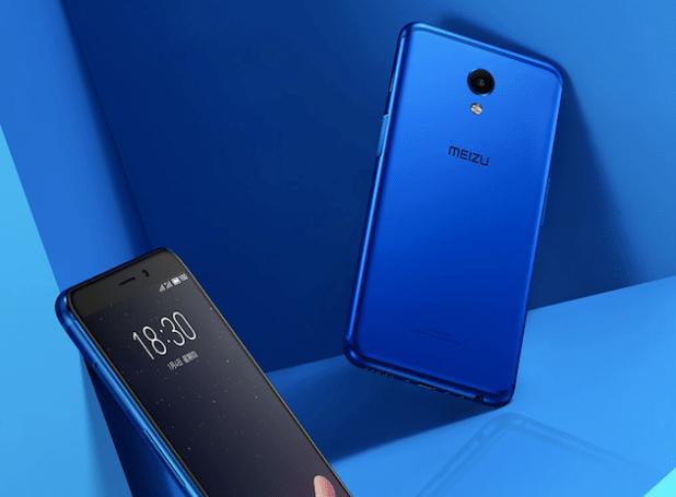 魅藍 S6 是魅族首款用上 18:9 螢幕的手機