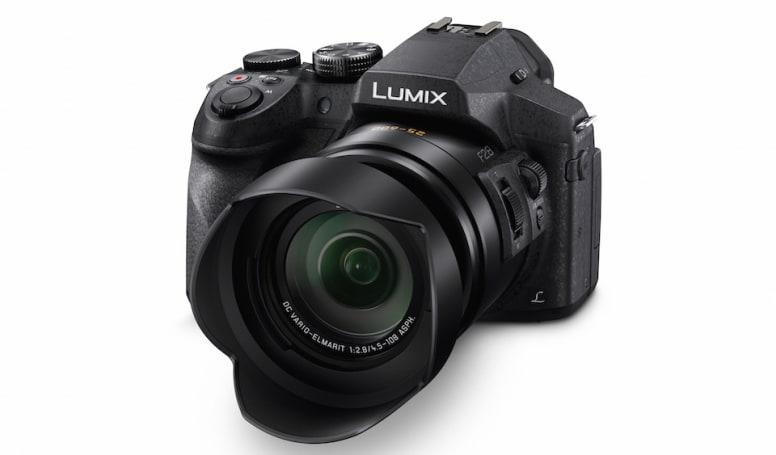 Panasonic outs the Lumix FZ300, a superzoom 4K camera