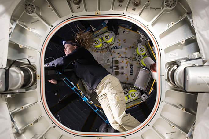 NASA says the ISS' inflatable module is doing great