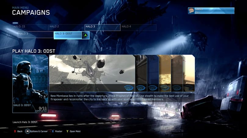 'Halo 3: ODST' is rolling out for Xbox One, check your inbox