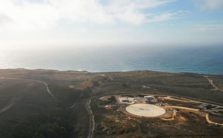 Watch SpaceX's first West Coast ground landing at 10:21PM ET (update: success)