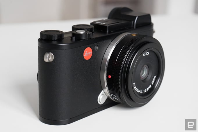 Leica's CL gives an iconic design the modern tech it deserves