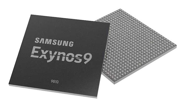 Samsung's next-gen chips point to Galaxy S9 face detection