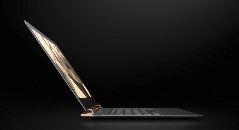 惠普新推 Spectre 13.3 笔记本,跟 7 号电池一样厚