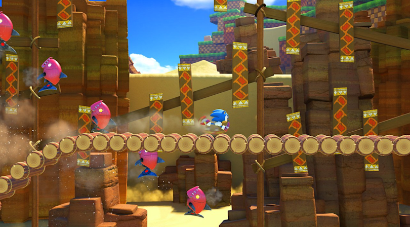 New 'Sonic Forces' footage feels a lot like 'Generations'