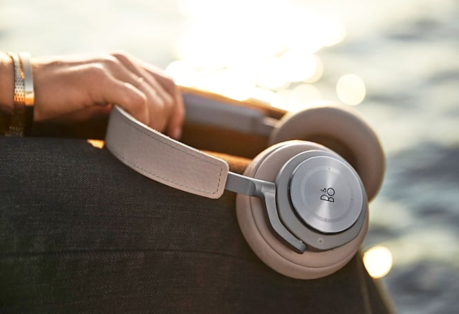 B&O brings noise cancellation to its wireless over-ear headphones