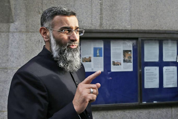 Twitter and YouTube wouldn't delete an extremist cleric's posts (update: gone)