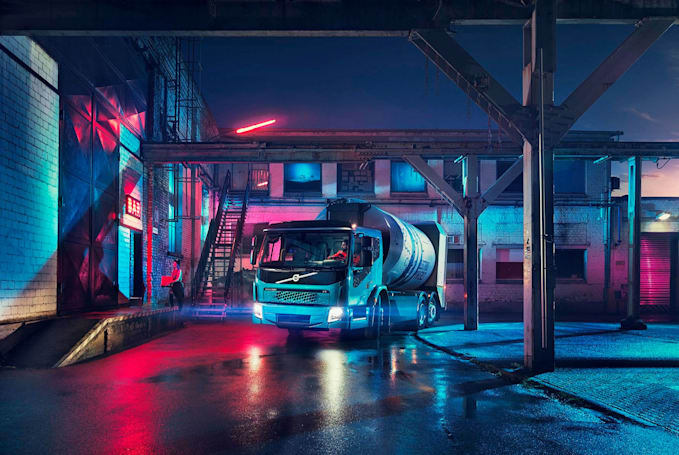 Volvo Trucks introduces an EV just for hauling garbage