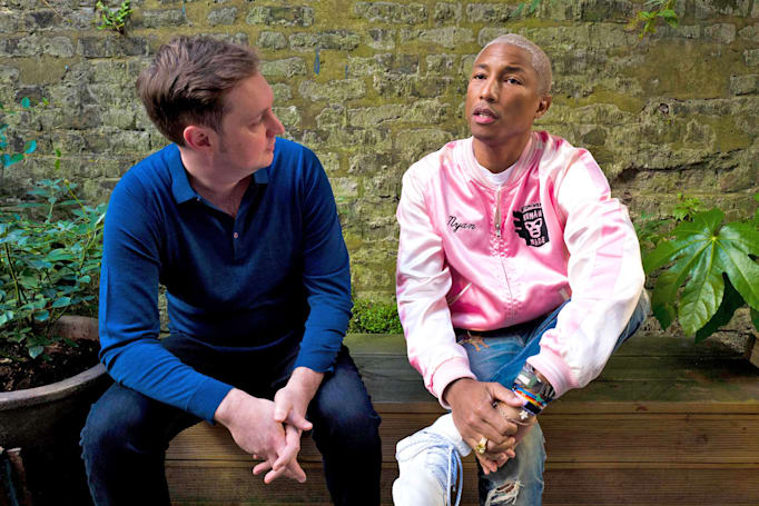 Pharrell Williams will co-own Roli's modular instrument business