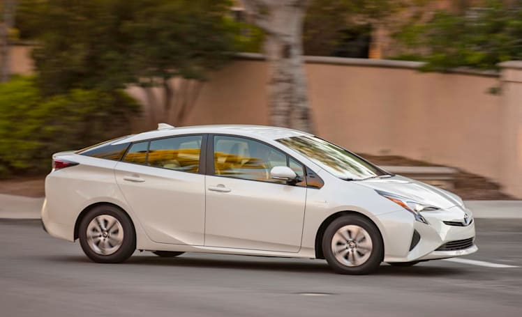 Toyota's next EV motor could use 50 percent less rare earth metals