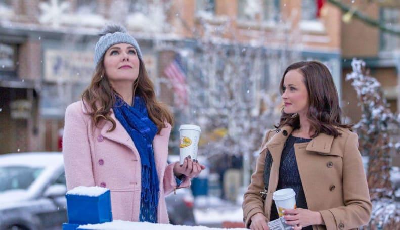 Netflix wants another 'Gilmore Girls' season