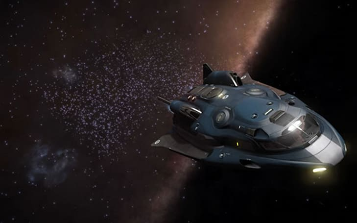 Elite newsletter talks new ships, Voyager 2