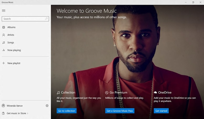 Windows 10 preview turns Xbox Music into 'Groove'