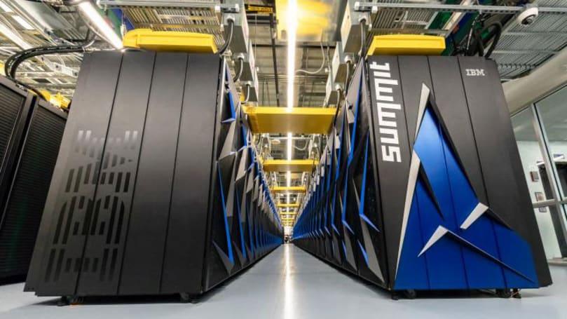 美国重夺最强超级电脑之名