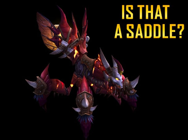Warlords of Draenor: New mount