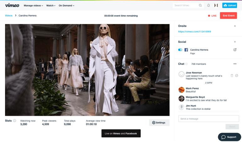 Vimeo 将提供同时直播至 Facebook、Twitch 与 YouTube 的使用可能
