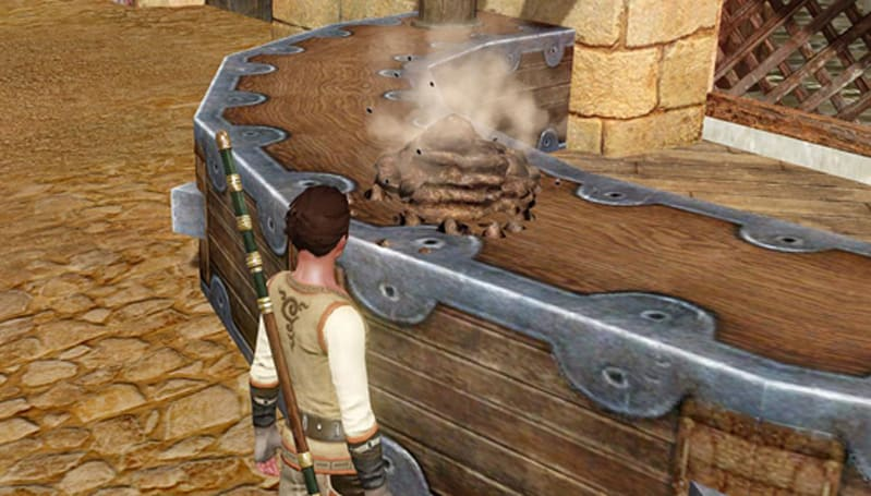 The Daily Grind: What's the grossest quest you've ever done?