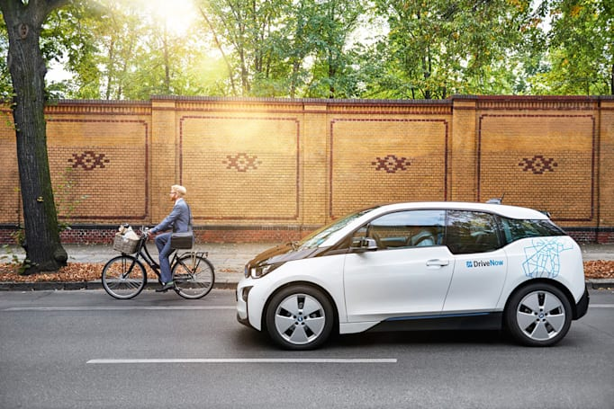 BMW takes full ownership of DriveNow's car sharing service (updated)
