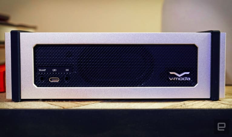 V-Moda's Remix speaker can be customized with 3D-printed parts
